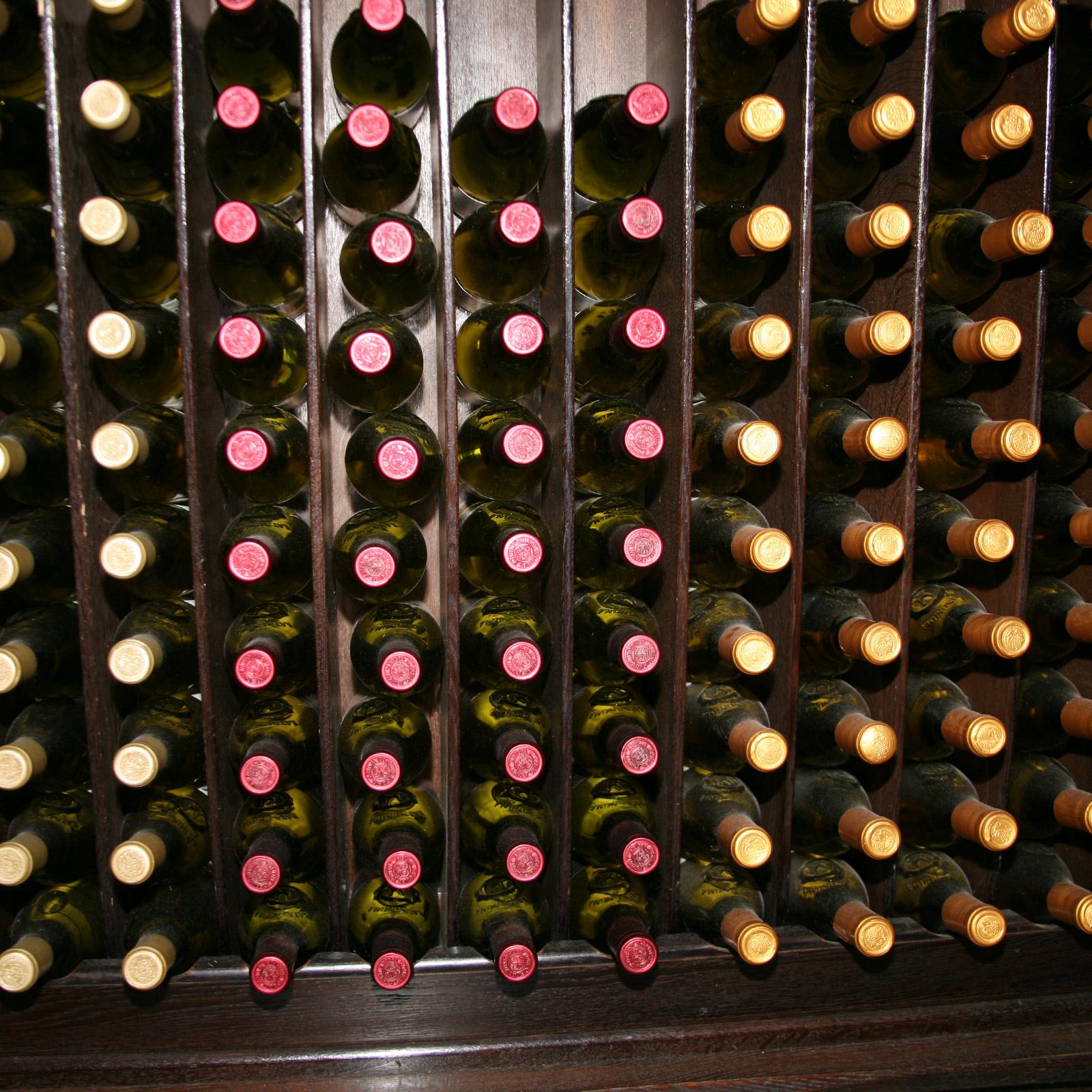 ワインはすっかり日本の食文化に定着している。