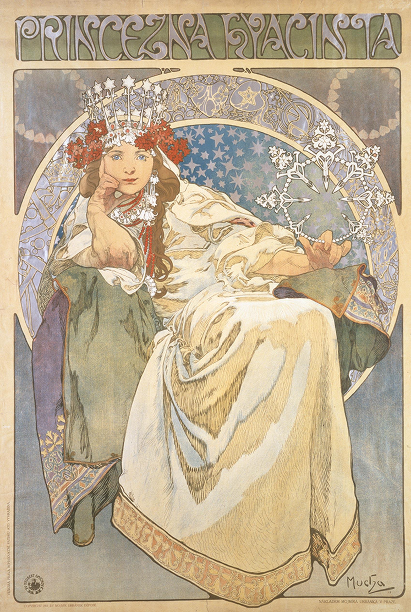 《ヒヤシンス姫》1911年 堺市