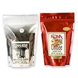 ハワイ島のコーヒー農園「Kona Joe Coffee」と「Sugai Kona Coffee」のコナ・コーヒーをセットで3名さまにプレゼント