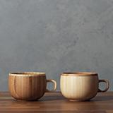 RIVERETのコーヒーカップをホワイトとブラウン2個セットで3名様にプレゼント